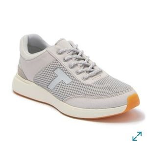 TOMs Grey Mesh & Canvas Arroyo Sneaker
